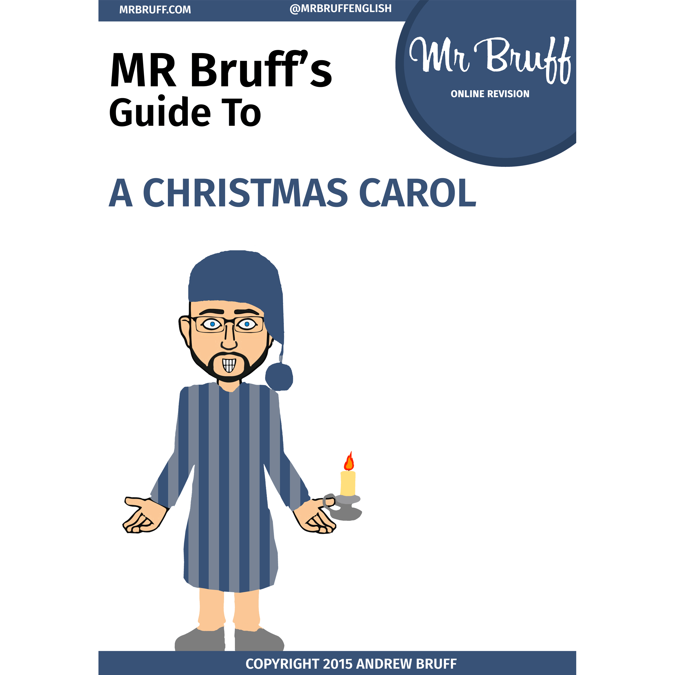 Mr Bruff s Guide to A Christmas Carol eBook MrBruff com